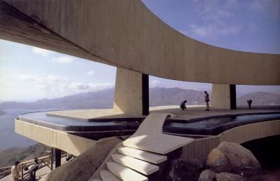 John lautner house architecture acapulco mexico