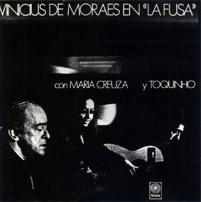 vinicius de moraes la fusa album cover