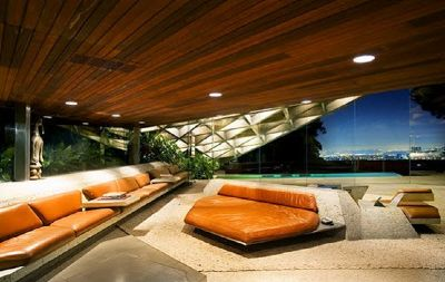 John lautner house architecture interior design