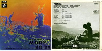 more 1969 pinkfloyd postersoundtrack album cover and back cover