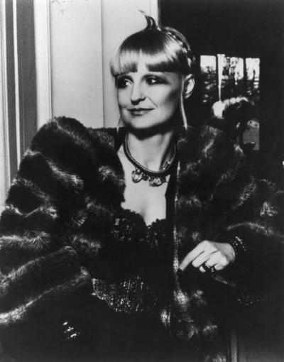Barbara Hulanicki biba's grand designer