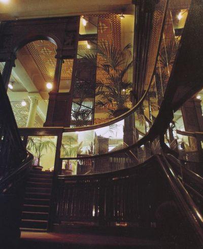 big biba fashion store interior 1970s