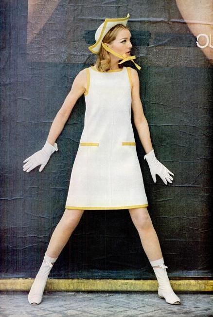 Andre Courreges Space Era Fashion Designer