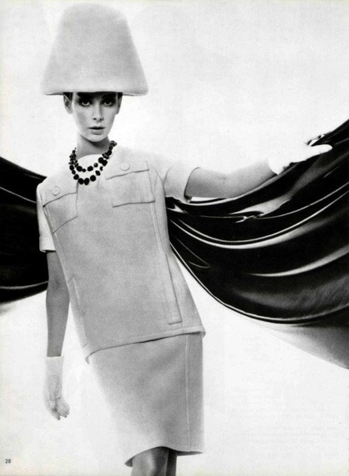 Andre Courreges 1960s Space Era Fashion Designer