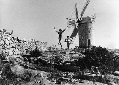 more,1969 mill scene quixote inspired