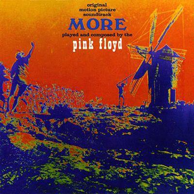 more 1969 pink floyd album cover