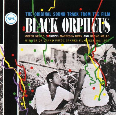 film black orpheus sound track album cover
