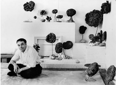 Yves Klein,Nouveau réalisme, Performance art, Minimal art,blue,formidable magazine,studio,home