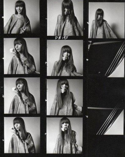 contact sheet, hoja de contactos, 35 mm, penelope tree,sixties,60's,swinging london,moda,fashion,mod,style icon,top model