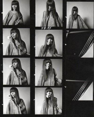 contact sheet, hoja de contactos, 35 mm, penelope tree,sixties,60's,swinging london,moda,fashion,mod,style icon,top model