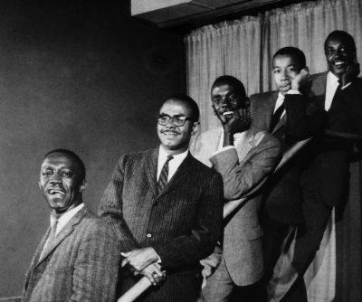 Art Blakey & The Jazz Messengers - Volkshaus, Zurich, Switzerland-1958