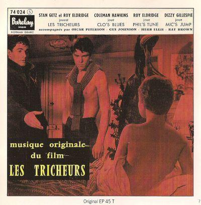 art blakey Les tricheurs film soundtrack album cover