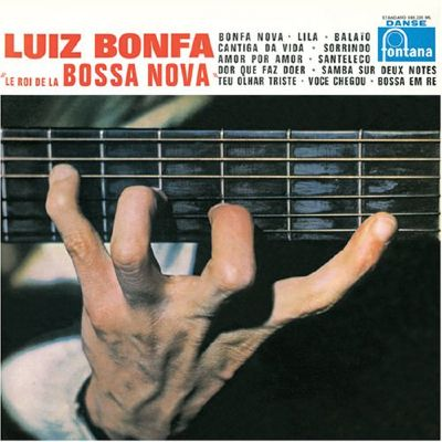 luiz bonfa album cover hand on guitar strings