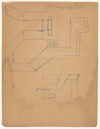 frank stella sketch