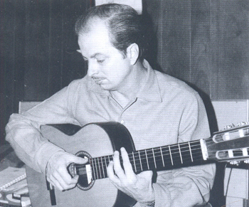 luiz bonfa playing guitar
