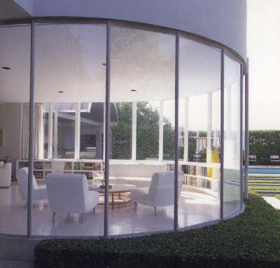 richard neutra living room