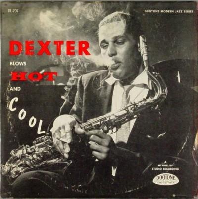 dexter gordon album  cover