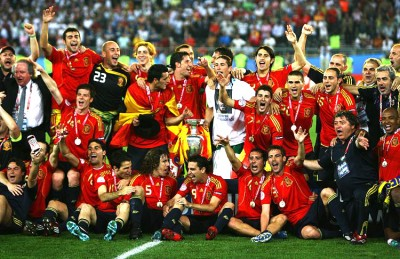spanish national soccer team