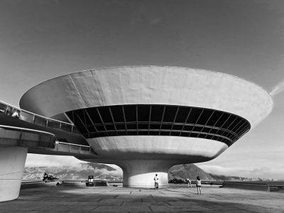 Museu de Arte Contemporânea de Niterói Oscar Niemeyer