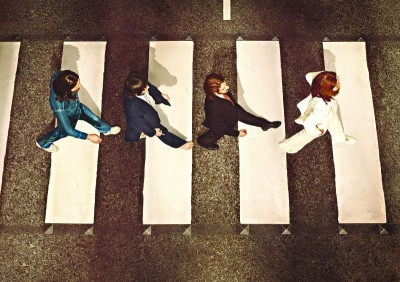 the beatles abbey road photo shooting