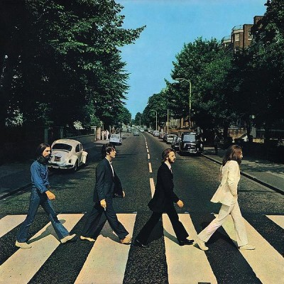 the beatles abbey road photo shooting final album cover