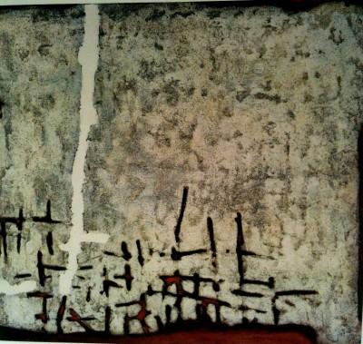 Erwin Bechtold abstract artwork