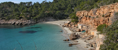 ibiza cala cove panoramic