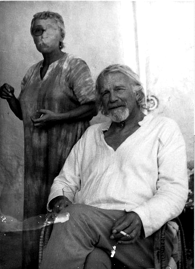 ivan spence and his wife