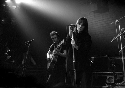 nico and the velvet underground performing