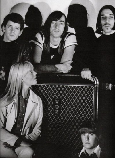 nico and the velvet underground big amplyfier