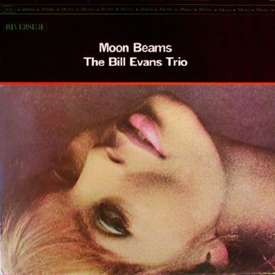 nico on bill evans trio album cover