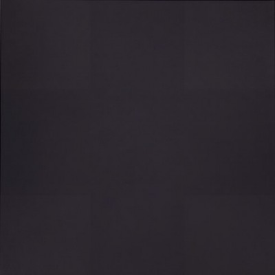 artist AD REINHARDT blacl on black canvas