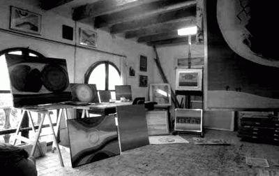 Edith Sommer studio