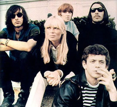 nico and the velvet underground wirh john cale and lou reed