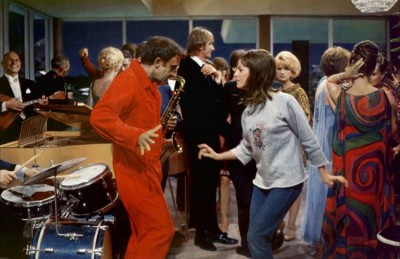 film The party blake edwards peter sellers claudine dancing