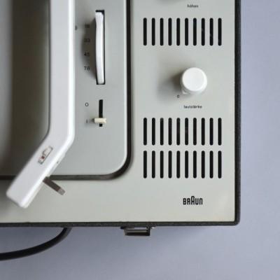 Dieter Rams design industrial audio system