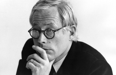 Dieter Rams design industrial portrait