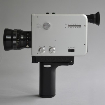 Dieter Rams design industrial camera