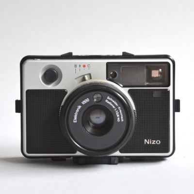 Dieter Rams design industrial camera camara de fotos nizo