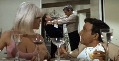 film The party blake edwards peter sellers dinning scene