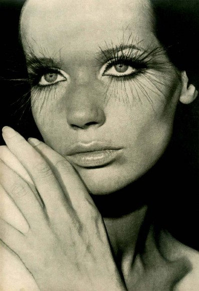 Veruschka radical eye make up