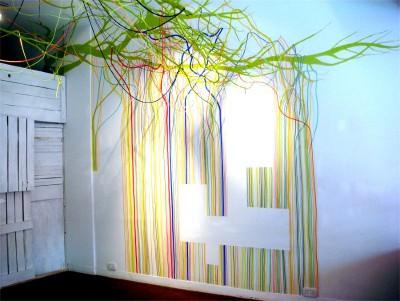 nuria mora gallery inatallation
