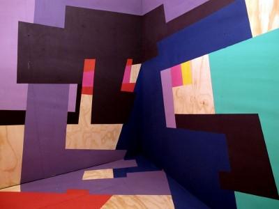 nuria mora abstract street art