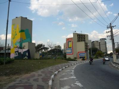 nuria mora city walls in buildings