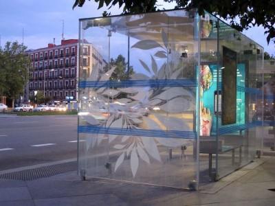 nuria mora bus stop