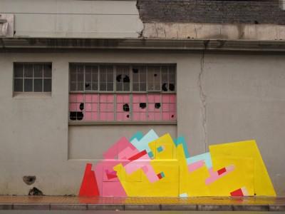 nuria mora absract street art