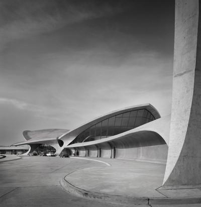 TWA terminal, Eeero Saarine