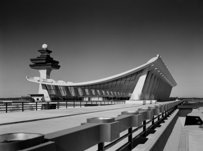 Dulles International airport, Washington D.C eero saarinen