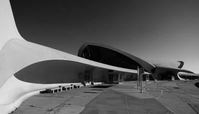 TWA terminal, Eeero Saarinen