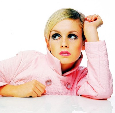 twiggy in pink